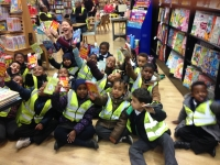 Year 1 launch World Book Week