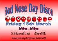 Red Nose Day Disco!