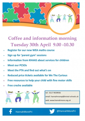 Coffee and information morning